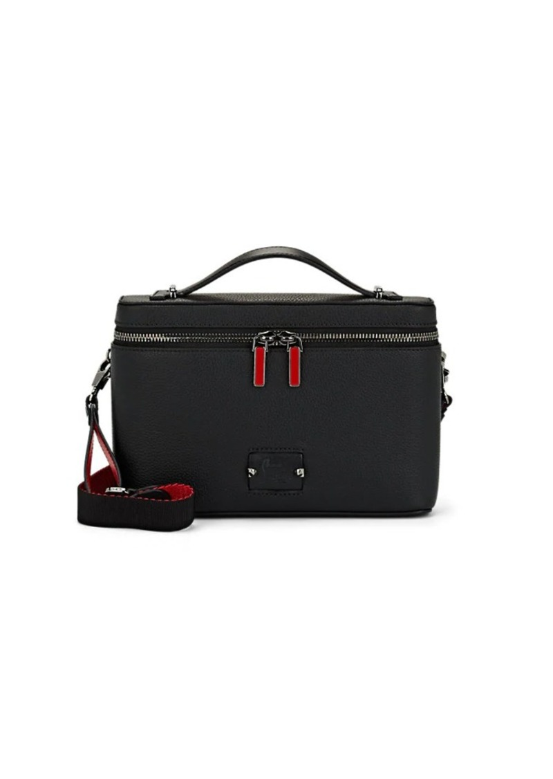 9aa8a630aed Women's Kypipouch Leather Crossbody Bag - Black