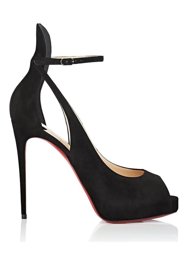 huge inventory c8c6b 5064f Women's Mascaralta Suede Platform Sandals