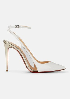 Christian Louboutin Women's Optichoc Patent Leather & PVC Pumps
