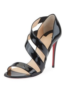 Christian Louboutin World Copine Red Sole Pumps