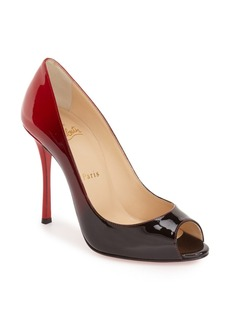 Christian Louboutin Yootish Peep Toe Pump