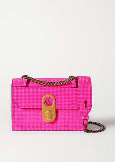 Christian Louboutin Elisa Mini Leather Shoulder Bag