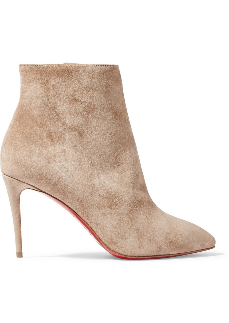 21933b9c109 Eloise 85 Suede Ankle Boots