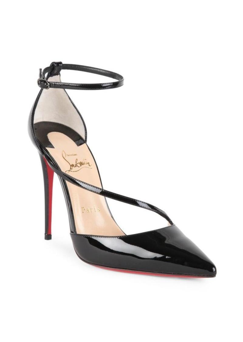 cheap for discount 096d3 906de Fliketta 85 Patent Leather d'Orsay Sandals