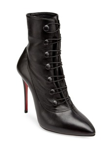 Christian Louboutin French Tutu Leather Booties