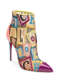 Christian Louboutin Gipsy Point Toe Booties