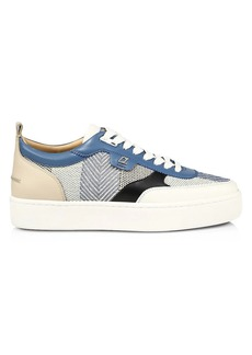 Christian Louboutin Happyrui Flat Tresse Play Sneakers