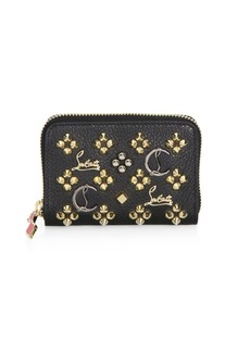 Christian Louboutin Leather Coin Wallet