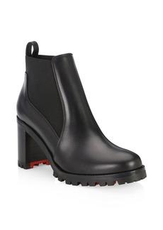 Christian Louboutin Marcharoche Leather Booties