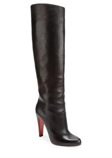 Christian Louboutin Marmara Tall Leather Boots