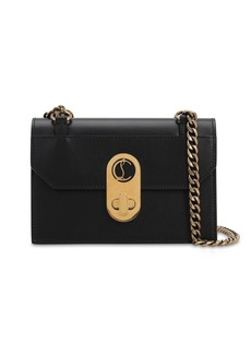 Christian Louboutin Mini Elisa Leather Shoulder Bag