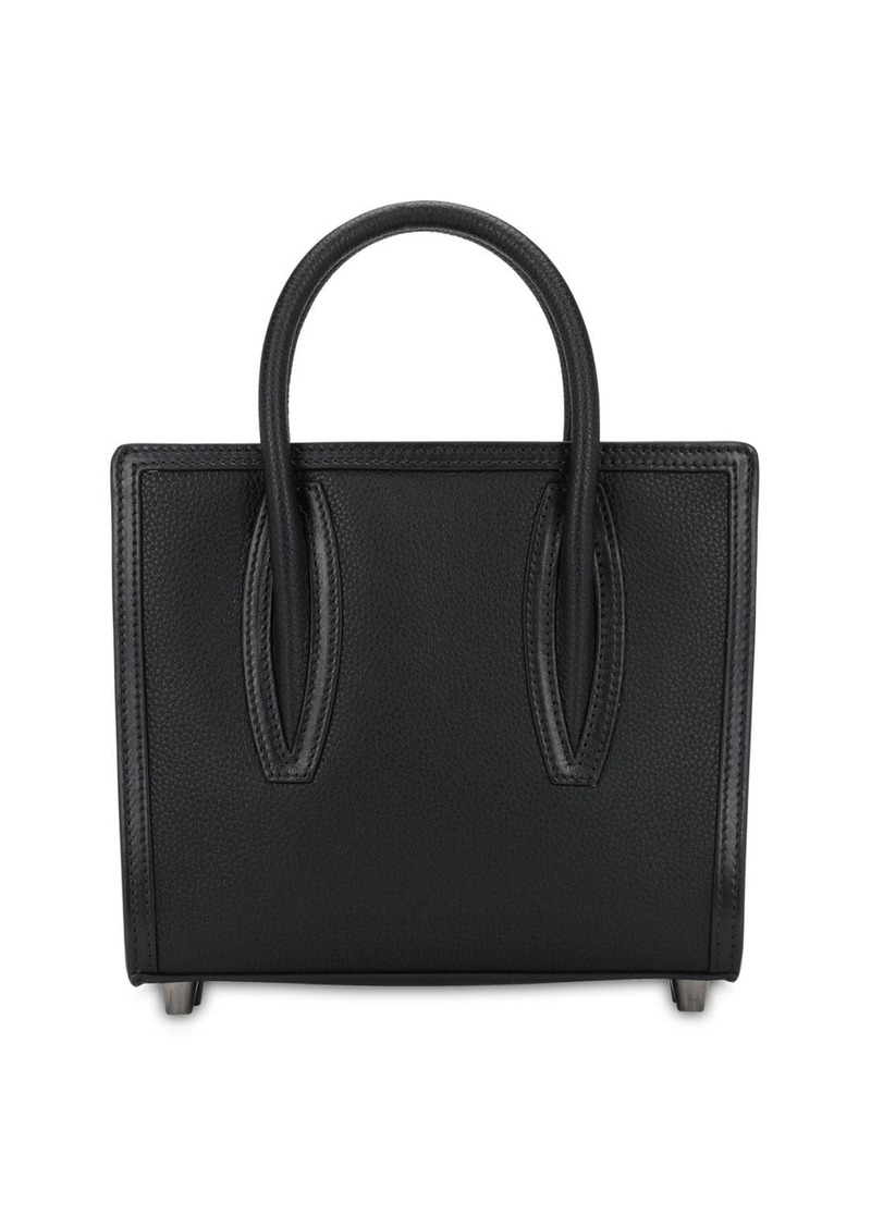 Christian Louboutin Paloma Mini Leather Top Handle Bag