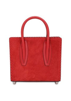 Christian Louboutin Paloma Mini Suede & Leather Bag