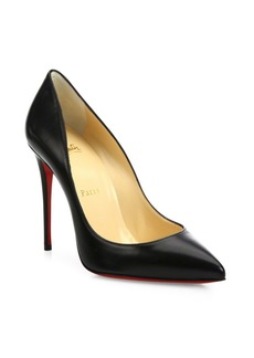 Christian Louboutin Pigalle Follies 100 Leather Pumps