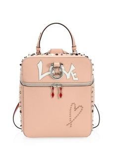 Christian Louboutin Rubylou Love Back Pack