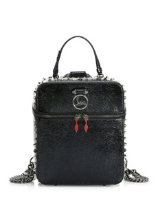 Christian Louboutin Rubylou Vintage Leather Backpack