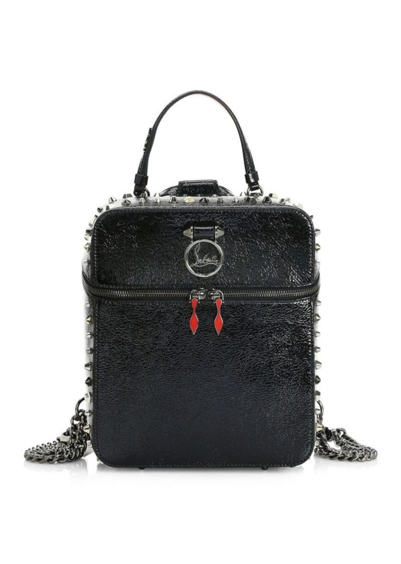 1f80f3f0d004 Christian Louboutin Rubylou Vintage Leather Backpack