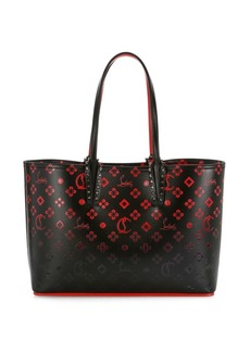 Christian Louboutin Small Cabata Ombré Printed Tote