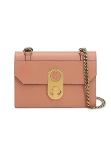 Christian Louboutin Small Elisa Leather Shoulder Bag