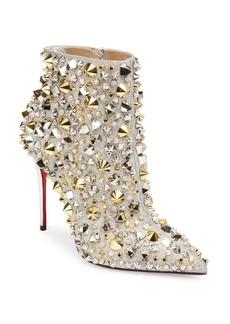 Christian Louboutin So Full Kate Glitter Booties