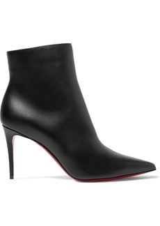 Christian Louboutin So Kate 85 Leather Ankle Boots