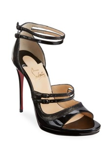 Christian Louboutin Sotto Leather Sandals