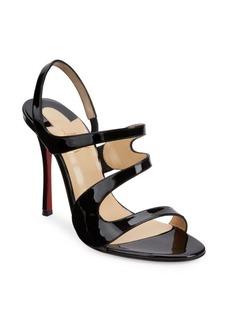 Christian Louboutin Vavazou Leather Sandals