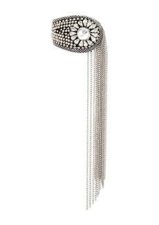 Christopher Kane chain-fringed bracelet