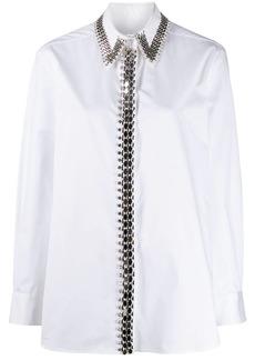 Christopher Kane chain shirt