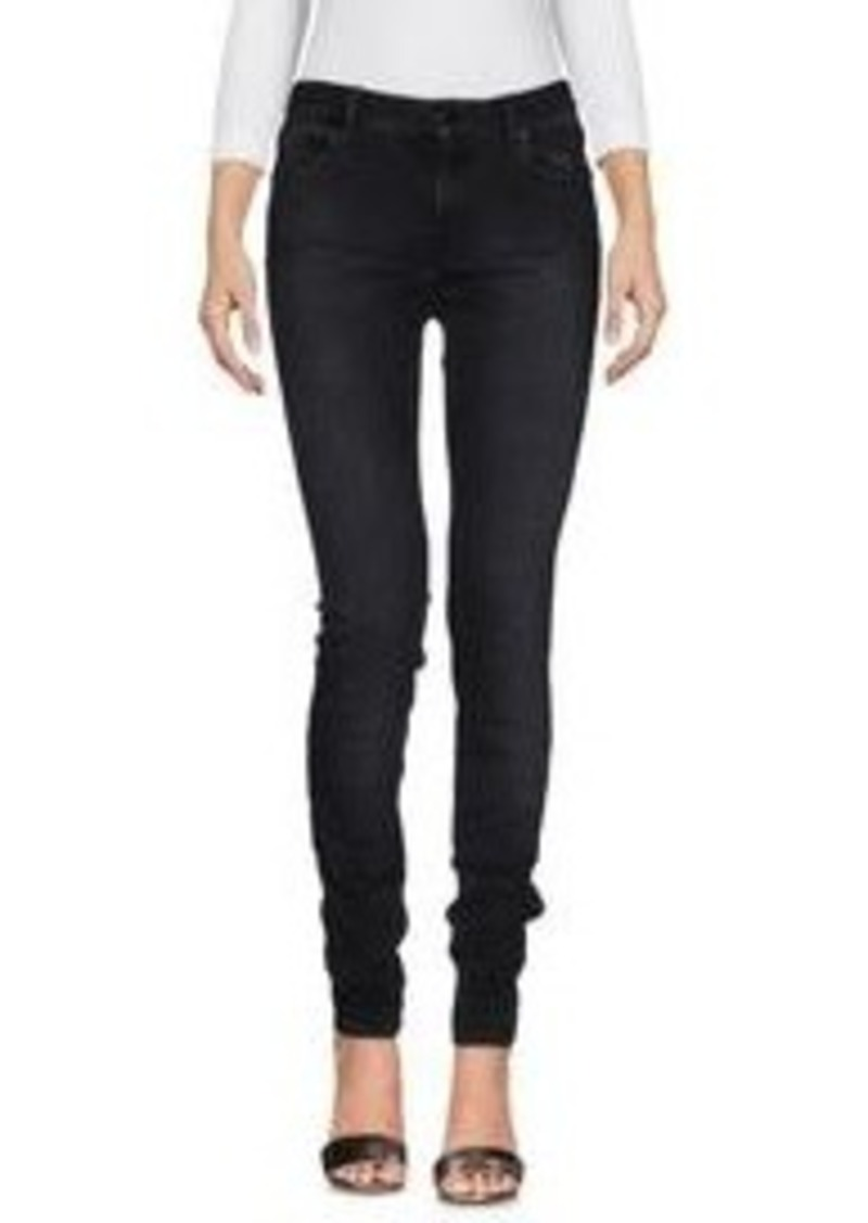 CHRISTOPHER KANE - Denim pants