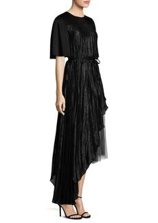 Christopher Kane Asymmetric Tulle Dress