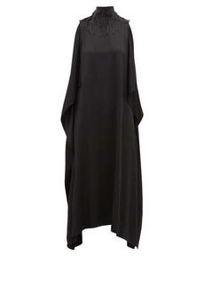 Christopher Kane Beaded satin dress
