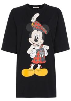 Christopher Kane Mickey Mouse Printed T-Shirt