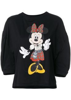 Christopher Kane Minnie puff sleeve t-shirt