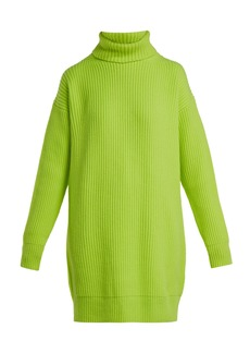 Christopher Kane Roll-neck cashmere sweater