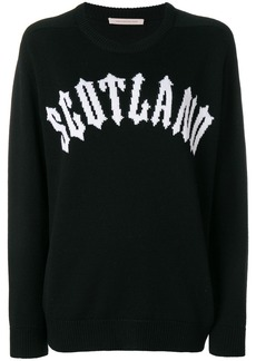 Christopher Kane Scotland sweater