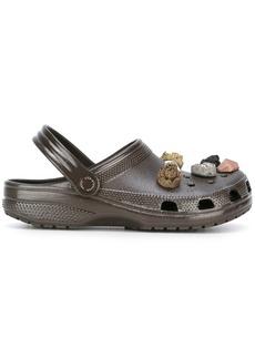 Christopher Kane stone embellished Crocs clogs