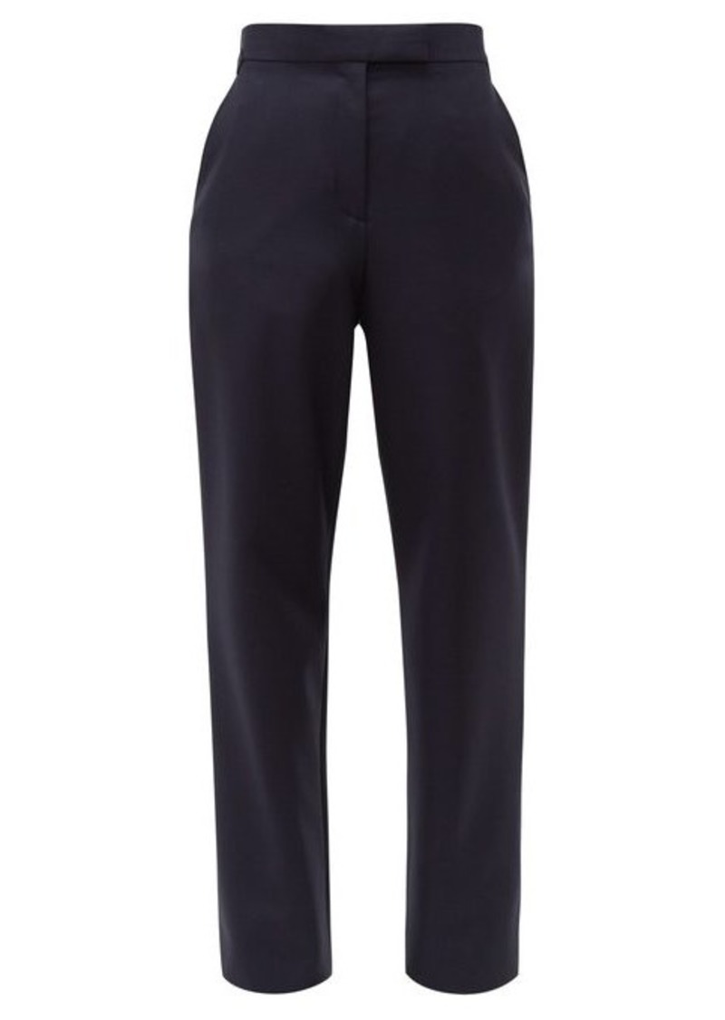 Christopher Kane Tailored twill trousers
