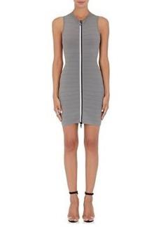 Christopher Kane Women's Zip-Front Body-Con Dress