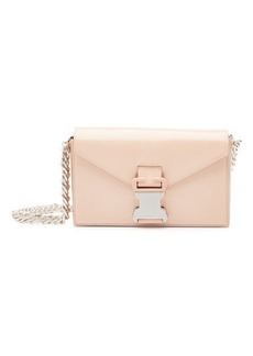 Christopher Kane Classic SB Patent Leather Shoulder Bag with Chain