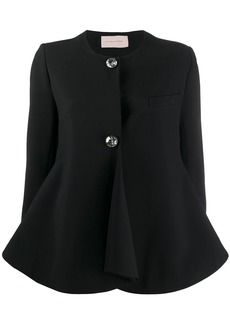 Christopher Kane crystal bell jacket