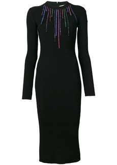 Christopher Kane crystal bodycon dress