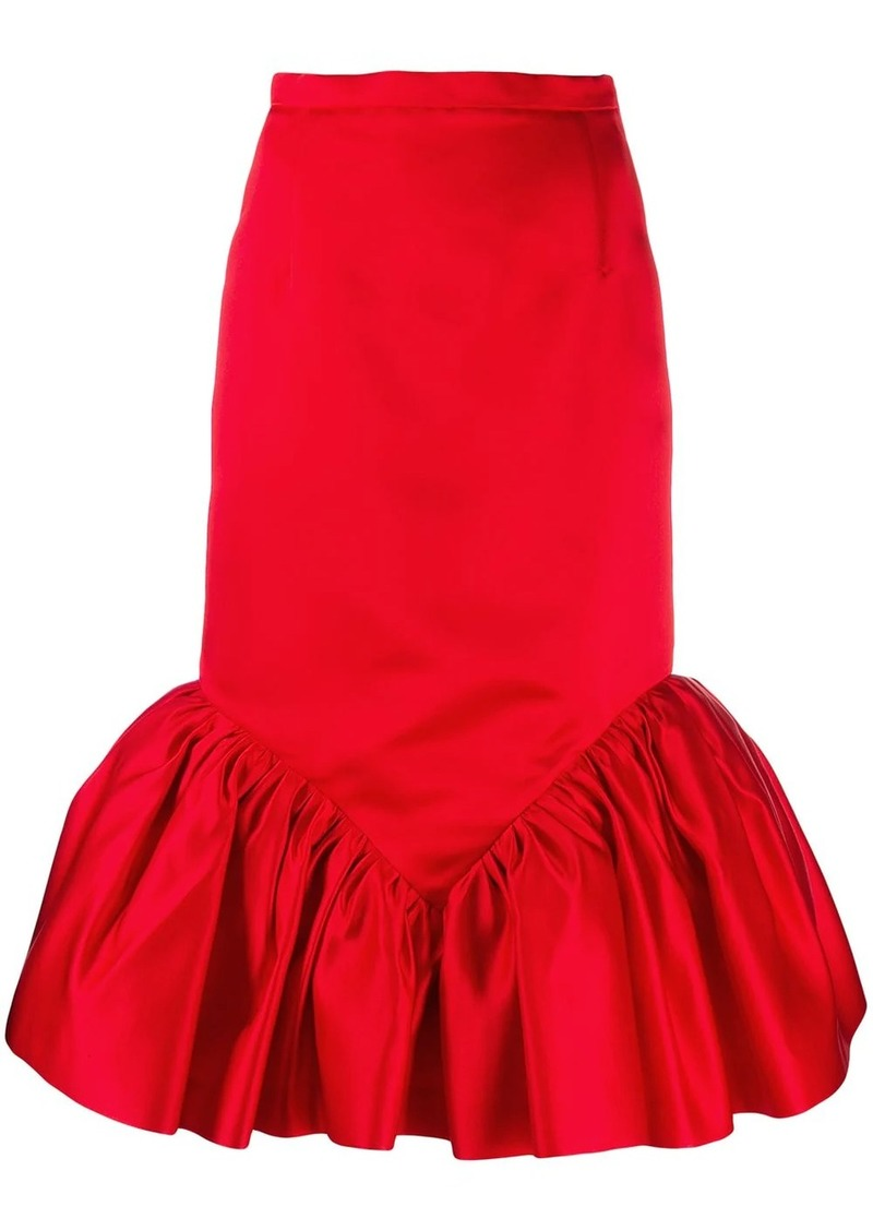 Christopher Kane cupcake midi skirt