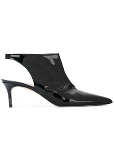 Christopher Kane cut out slingback