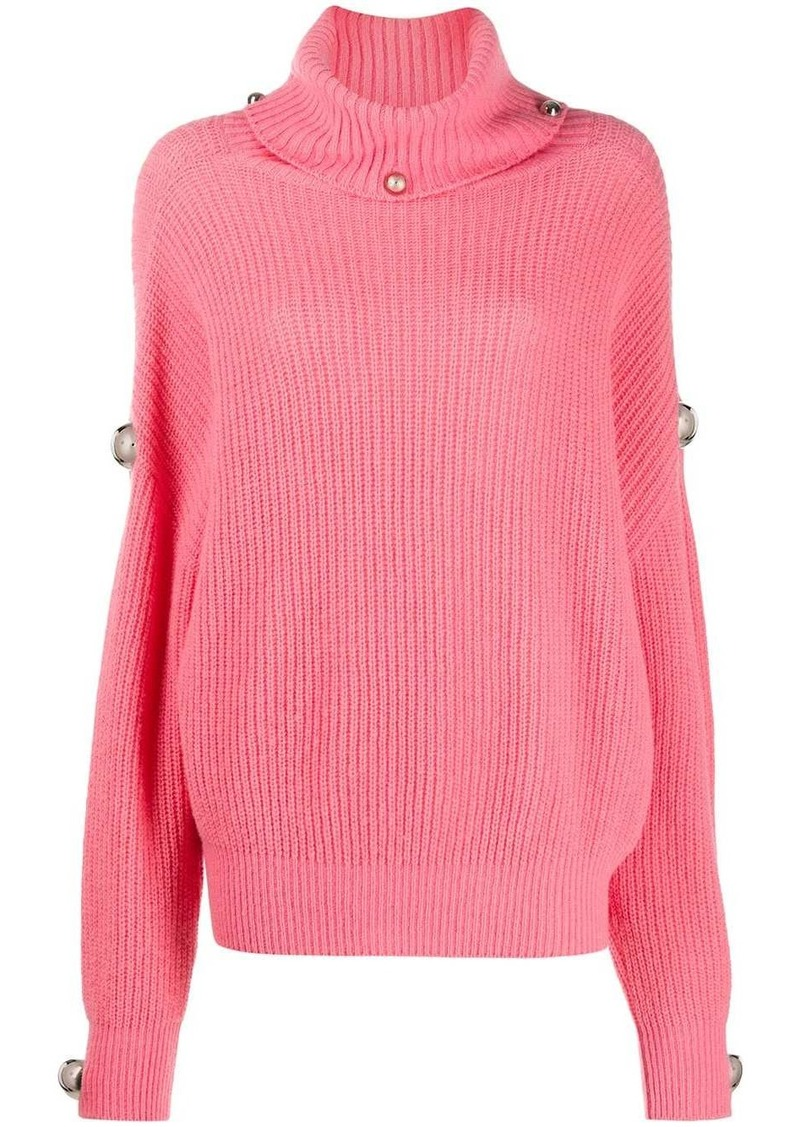 Christopher Kane dome knitted jumper