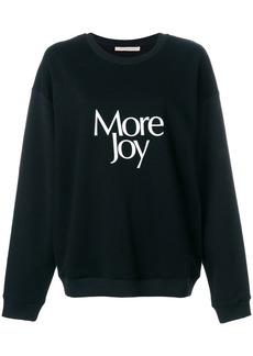 Christopher Kane 'More Joy' sweatshirt