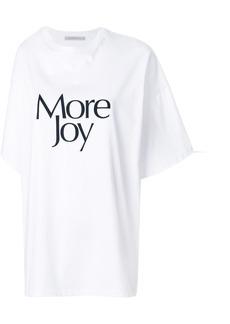 Christopher Kane More Joy T-shirt