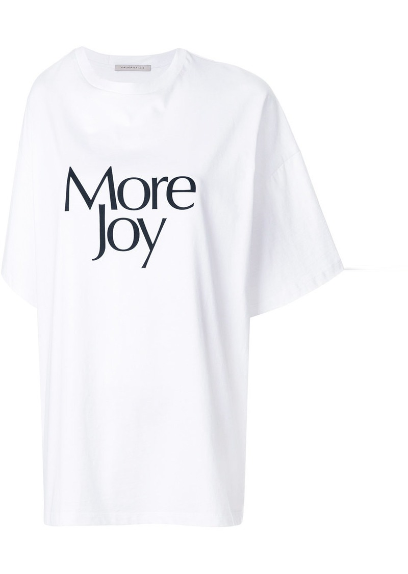 Christopher Kane More Joy T-shirt