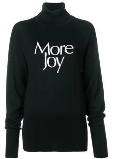 Christopher Kane 'More Joy' turtleneck knit