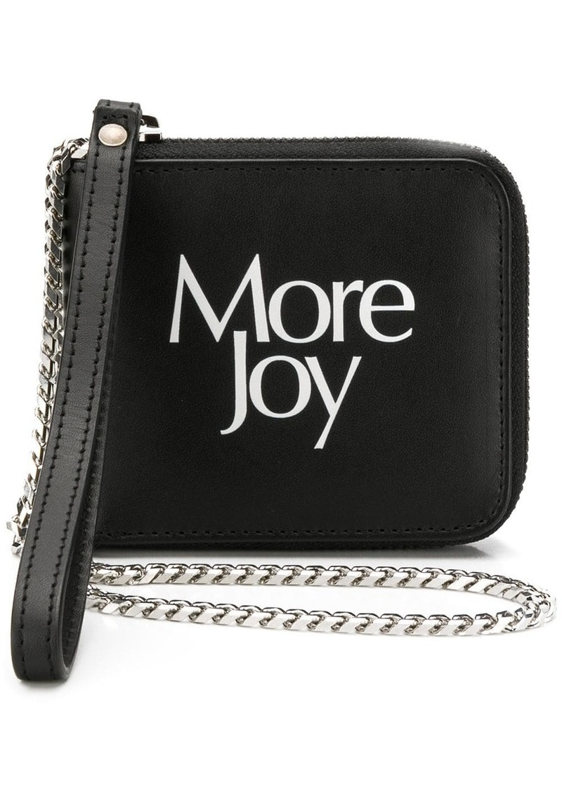 Christopher Kane More Joy Wallet